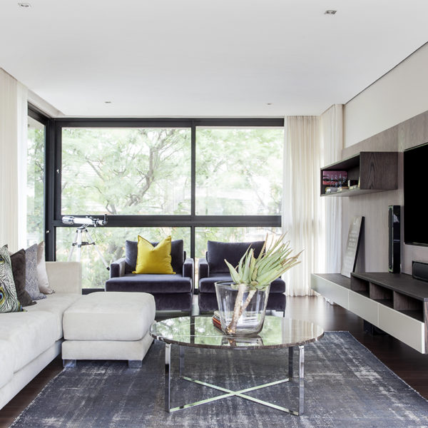Sandhurst living space